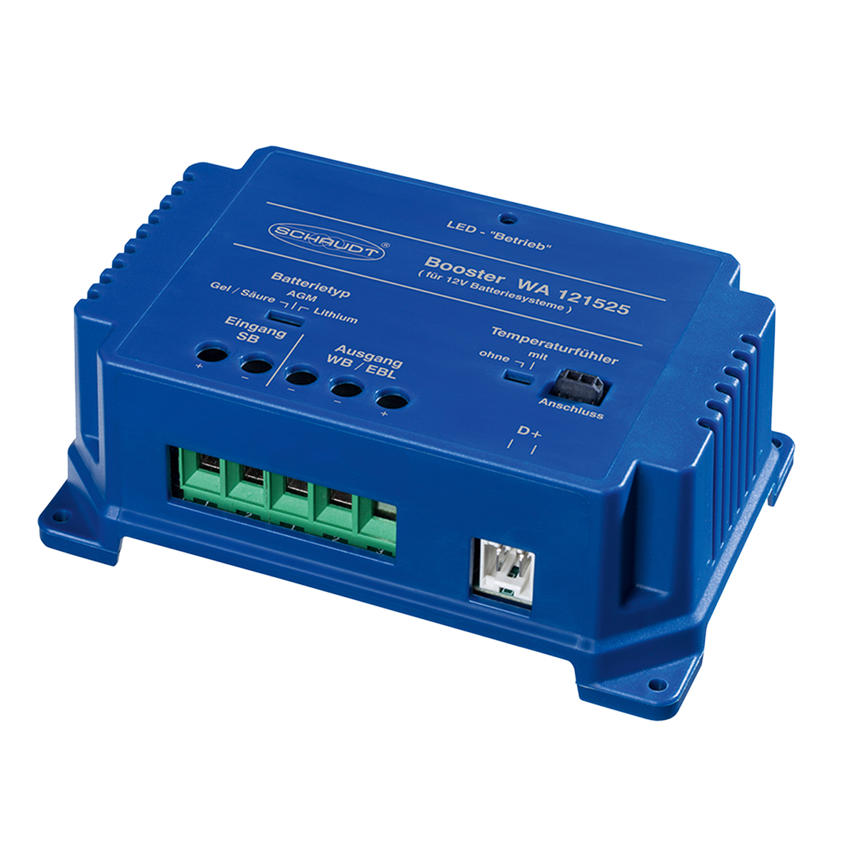Battery To Battery Charger Boost Schaudt WA 121525