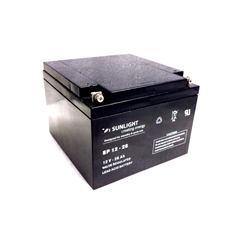 Lead Battery 12 V, 26 Ah