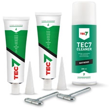 Glue Set Phaesun TEC7  Easy Bond Two