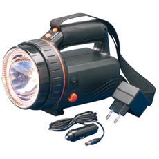 Halogen and LED Portable Lamp IVT PL-838 LB, 10 W, 150 lm
